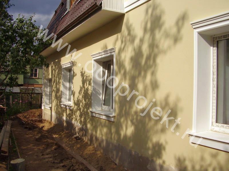 Кирпич для отделки фасадов коттеджей