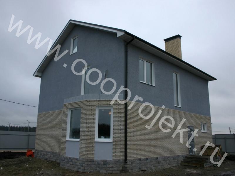 Декоративная отделка фасадов домов цена